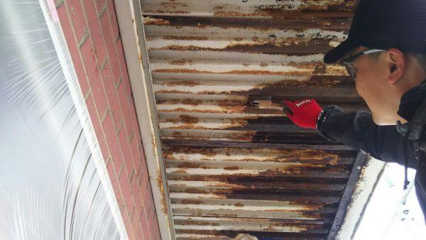屋根外壁塗装工事の施工の流れ
