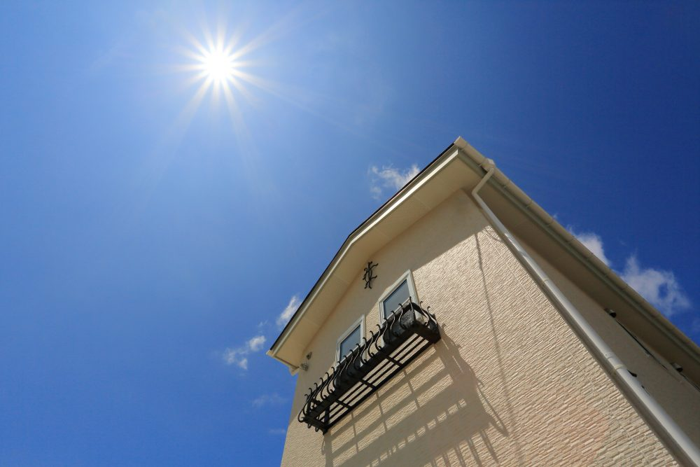 快適な空間は塗装で解決!個人や法人の建物の暑さ対策など解説
