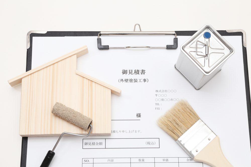 建築会社や工務店では高くなりがちな内外装工事!地元の業者のほうが安価?