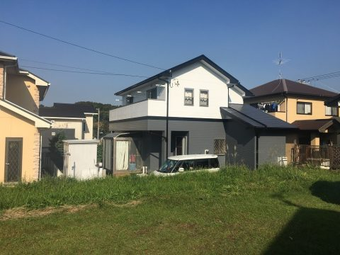 長期的に長持ちさせたい<木更津市 屋根壁塗装、シール補修工事他>サムネイル