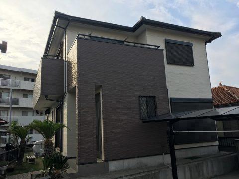 高耐久塗装と内装リフォームがしたい<築15年木更津市文京 外壁塗装、シール、電気工事他>サムネイル