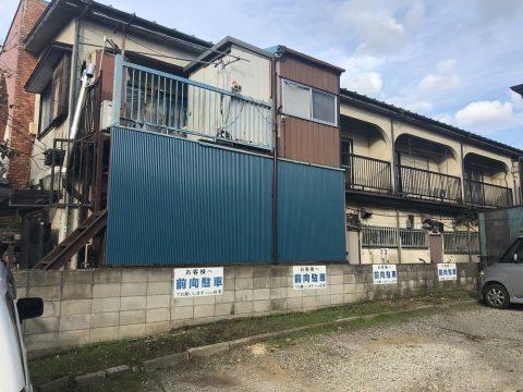 台風で壊れた部分を直したい<築40年木更津市清見台 板金工事>サムネイル