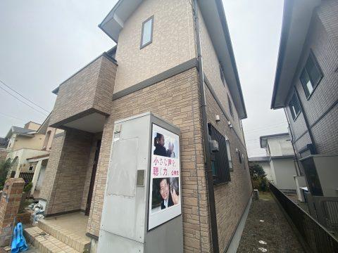木更津市東太田O様邸。シール打ち替え、帯、ウッドデッキ塗装サムネイル