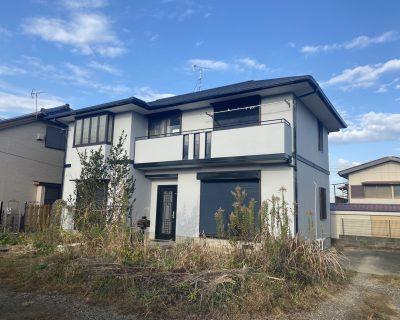 袖ヶ浦市蔵波A様邸。屋根壁塗装、アンテナ交換サムネイル