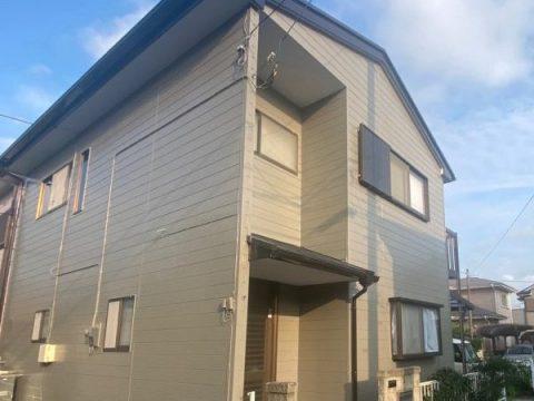 木更津市江川I様邸。屋根外壁塗装、シール打ち替え。サムネイル
