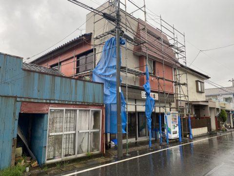 木更津巌根T様邸。屋根壁塗装。サムネイル